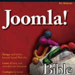 joomla bible 1st edition