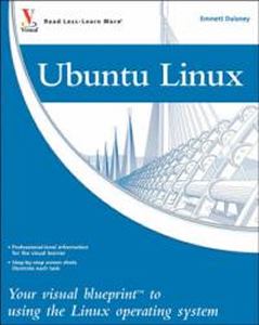 ubuntu linux visual blueprint