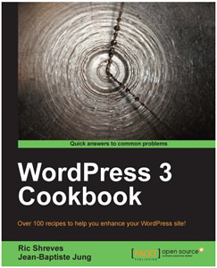 wordpress 3 cookbook